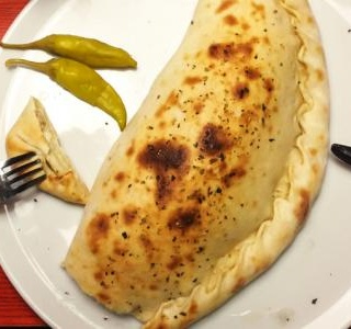 Sausage Calzones