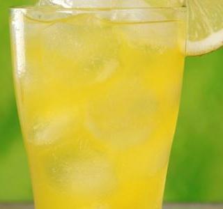 Sunny Orange Lemonade