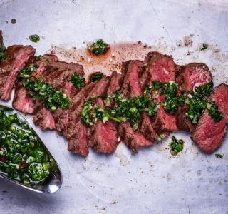 Zesty Steak Chimichurri