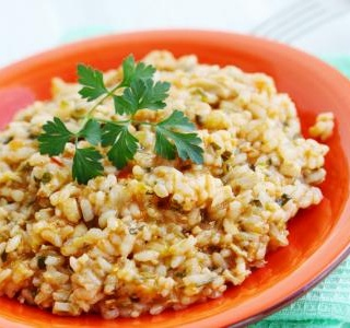 How to make a risotto