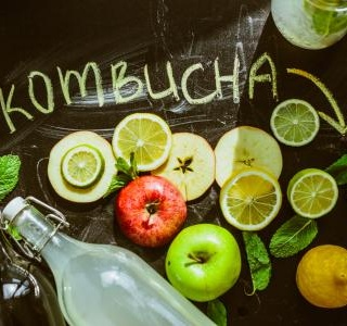 Improve your immunity and digestion with Kombucha ...