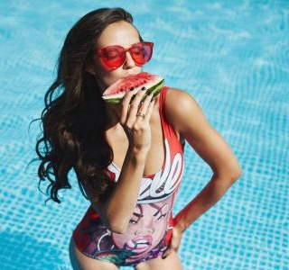 Lose Weight and be Fit with Summer Fruits…
