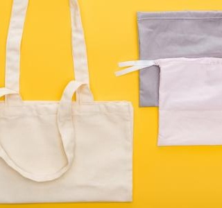 Use Textile Bags Instead of Plastic Bags...
