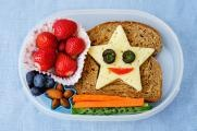 Back to school lunch and snack ideas