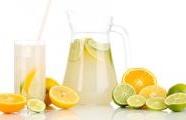 Aunt Frances Citrus Lemonade