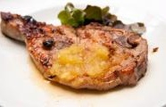 Beer Braised Pork Chops