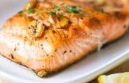 Gingered Honey Salmon