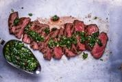 Zesty Steak Chimichurri